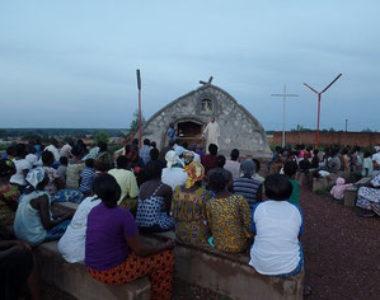 Nueva misión en Burkina Faso