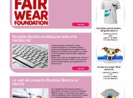 Munduko Baratza: Badaukagu webgunea!!! Ya tenemos web!!!