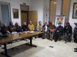 Visita de Lord Winner, Auxiliar del Procurador General de Misiones de los Misioneros Claretianos