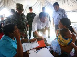 Euriteak eta uholdeak Perun – Lluvias e inundaciones en Perú