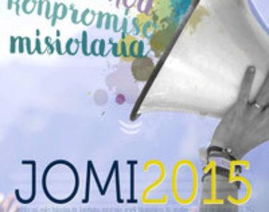 JOMI 2015: Eragin Politikoa eta Konpromiso Misiolaria