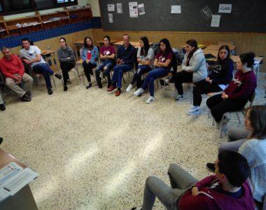 Nazioarteko Boluntariotza – Voluntariado Internacional