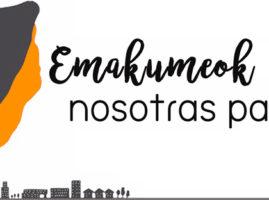 Emakumeok planto – Nosotras paramos
