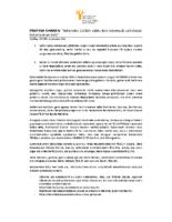 Prentsa Oharra – Bizkarra ematen diete