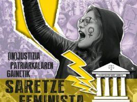 Emakumeen Aurkako Indarkeria Desagerrarazteko Nazioarteko Eguna –  Día Internacional de la Eliminación de la Violencia Contra las Mujeres (2018)