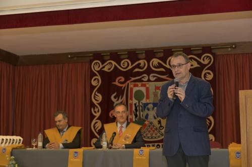 Becas, Colegio Mayor Claret Larraona, Proclade Yanapay, Lección magistral,