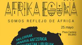 cartel dia mundial de africa 2019