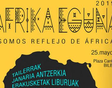 Afrikako Munduko Eguna – Día Mundial de África