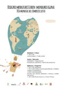 Actividade de Comercio Justo - Donostia - 2019