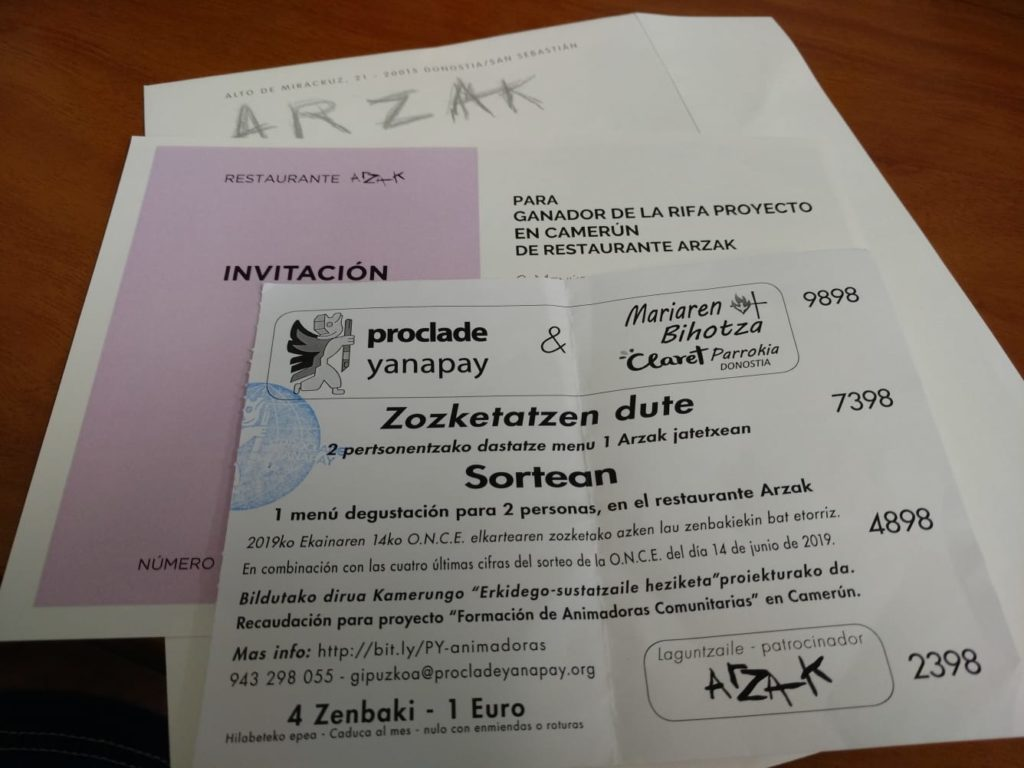 Rifa - Arzak