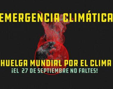 Larrialdi Klimatikoa – Emergencia Climática