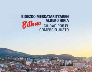 Bilboko Bidezko Merkataritzako Kaleen Mapa – Callejero de Comercio Justo en Bilbao
