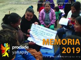 2019ko txostena – Memoria 2019