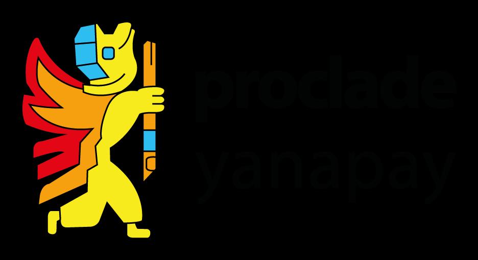 Logotipo Proclade Yanapay