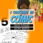 Komiki lehiaketa, Lehen ebazpena – Resolución 1.er concurso de comic