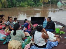 Larrialdia Hondurasen – Emergencia en Honduras (2020-11-20)