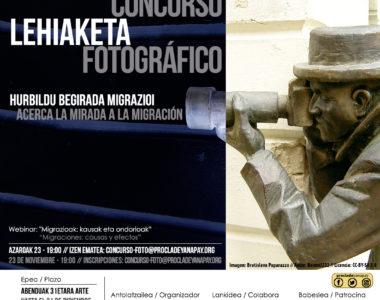 Argazki lehiaketa – Concurso de Fotografía