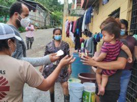 Honduraseko Larrialdiari Laguntzen – Apoyando en la Emergencia en Honduras  (2020-12-18)