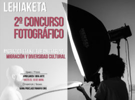 2. Argazki lehiaketa – 2º Concurso de Fotografía
