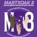 Martxoak 8 – 8 de Marzo