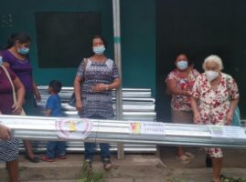Larrialdia El Salvadorren (2) – Emergencia en El Salvador (2)