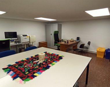 Gipuzkoako bulegoaren kokapena aldatzea – Cambio de ubicación de la oficina de Gipuzkoa